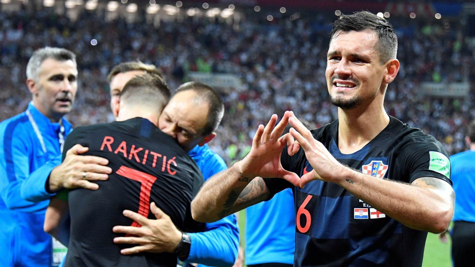 """Lovren demands to be recognised as """"one of the best defenders in the world"""""""