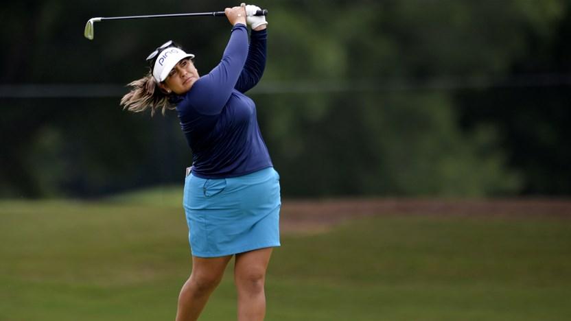 KPMG Women's PGA leader's pandemic struggle