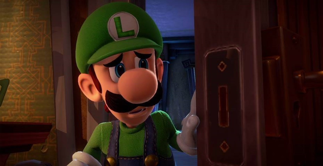 Game Ninja: Luigi's Mansion 3