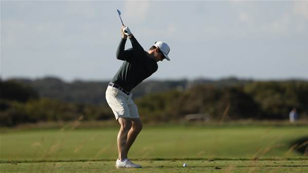Michel misses match play in U.S. Mid-Amateur defence