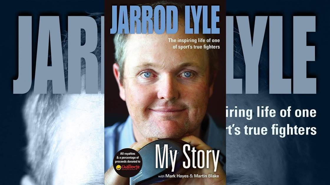Briony Lyle talks about Jarrod's new book