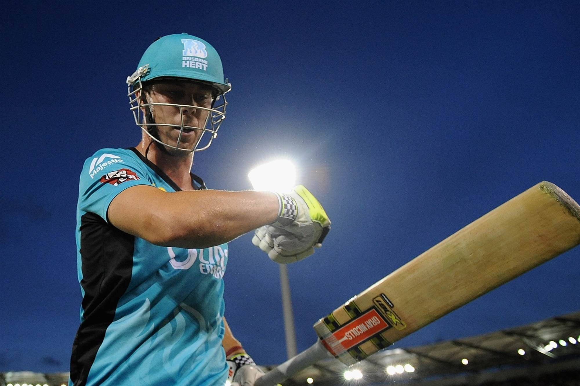Big Bash star set for scorching return