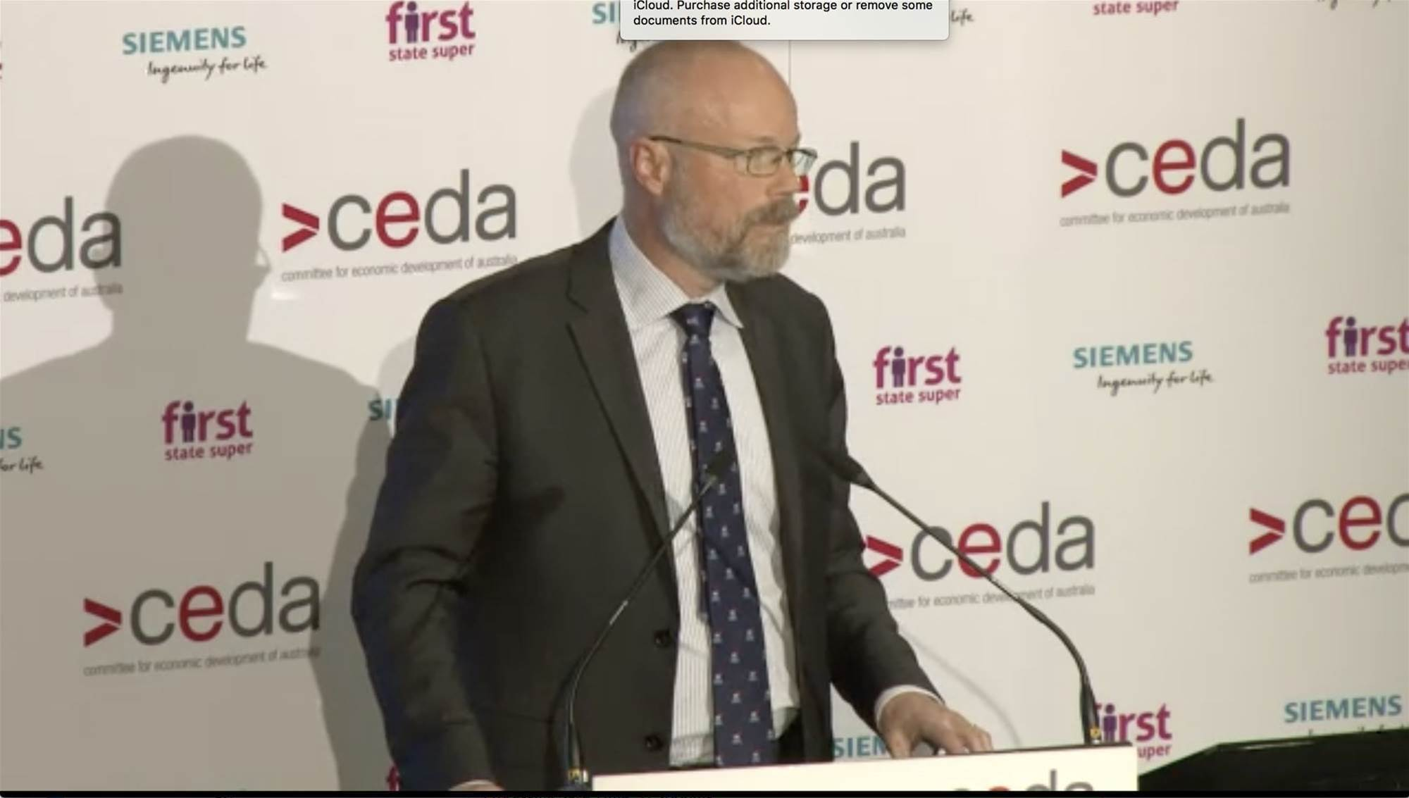 PageUp 'victimised' by disclosure laws: MacGibbon