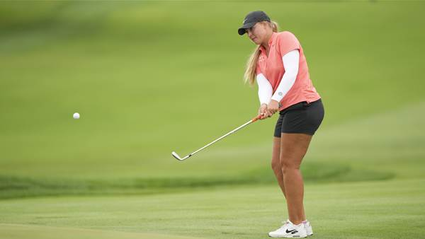 Aussie Mahar and top-seed Heck advance to U.S. Women's Amateur quarterfinals