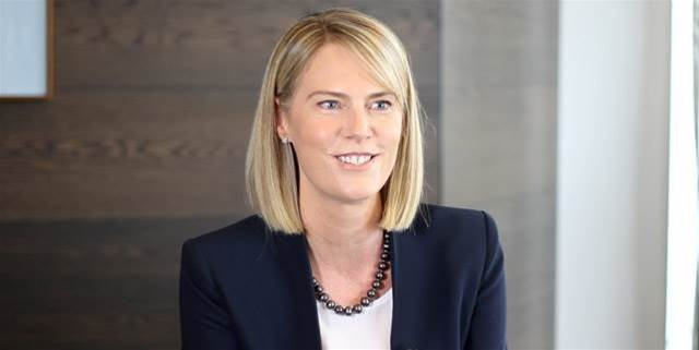Maile Carnegie handed keys to ANZ's total transformation in promotion