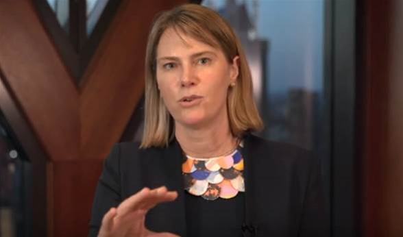 ANZ digital chief Maile Carnegie frets over human obsolescence