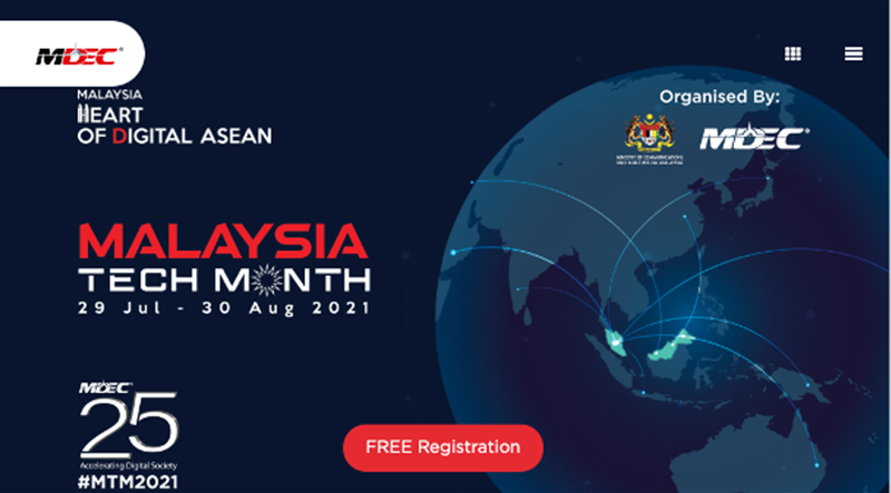 Malaysia holds virtual event to encourage investments in digital economy