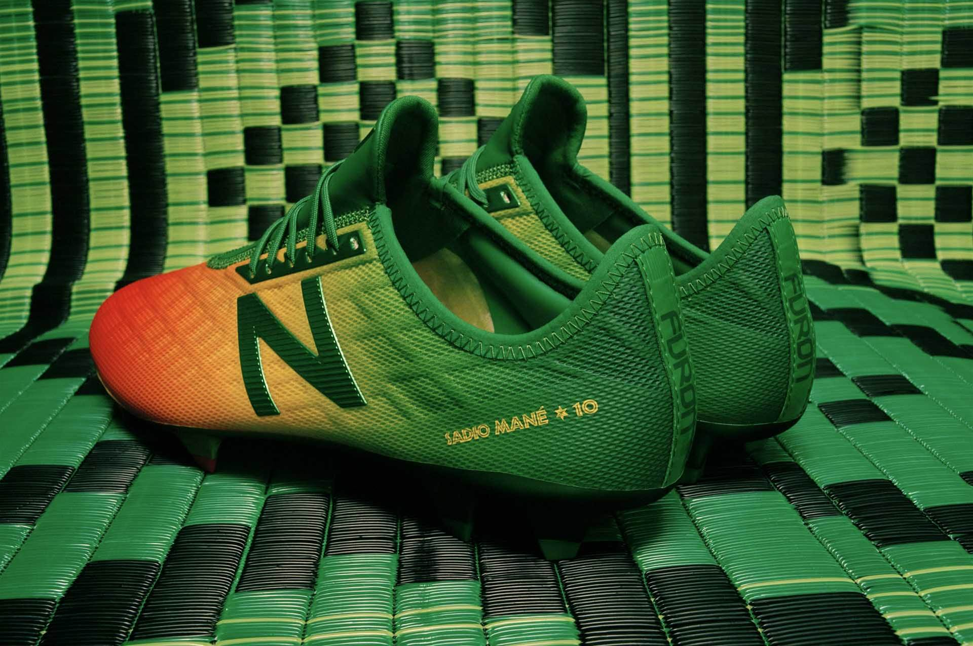 Sadio Mane celebrates Senegalese roots with new boots