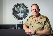 Defence's head of cyber warfare exists