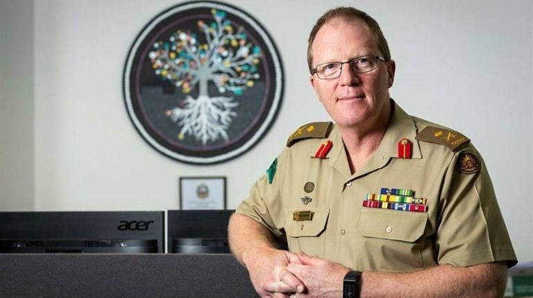 Australia's head of cyber warfare exits