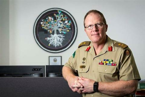 Australia's head of cyber warfare exits