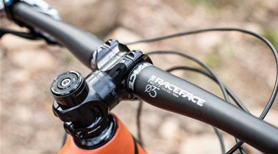 TESTED: Race Face Next bars and Turbine R stem
