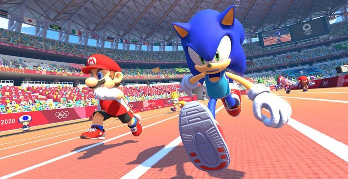 Prepare For Tokyo Olympic Games With Mario and Sonic