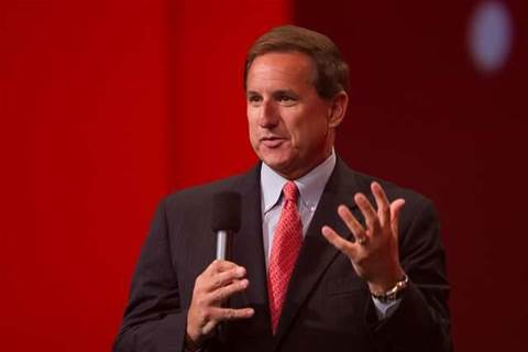 Oracle CEO Mark Hurd takes medical leave