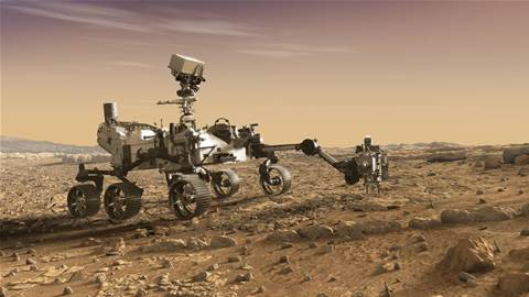NASA taps QUT to build software for Mars rover