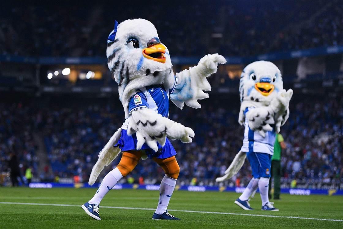 The most memorable mascots in La Liga