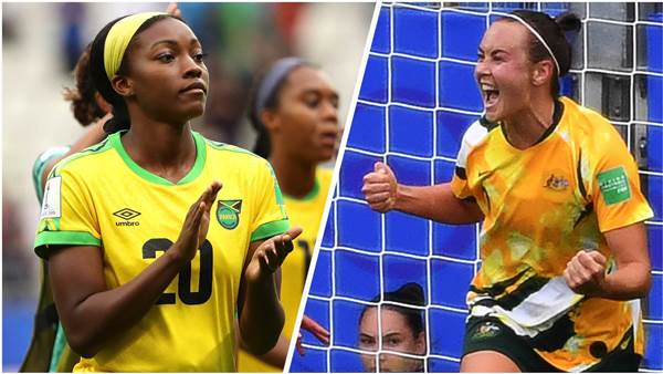 Your guide to Australia vs Jamaica