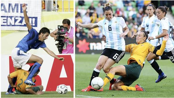 No Roos revenge for Matildas