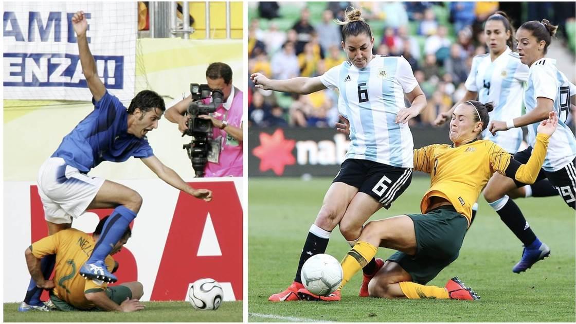 No Roos revenge for Matildas