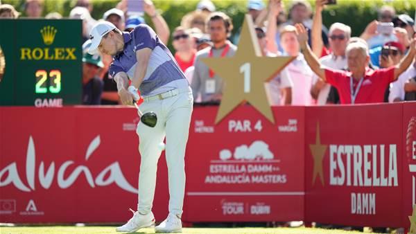 Winner's Bag: Matthew Fitzpatrick – Andalucia Masters