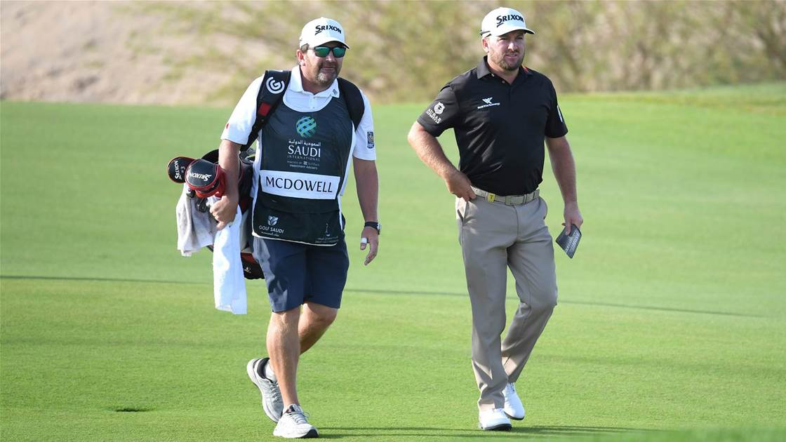 Winner's Bag: Graeme McDowell – Saudi International