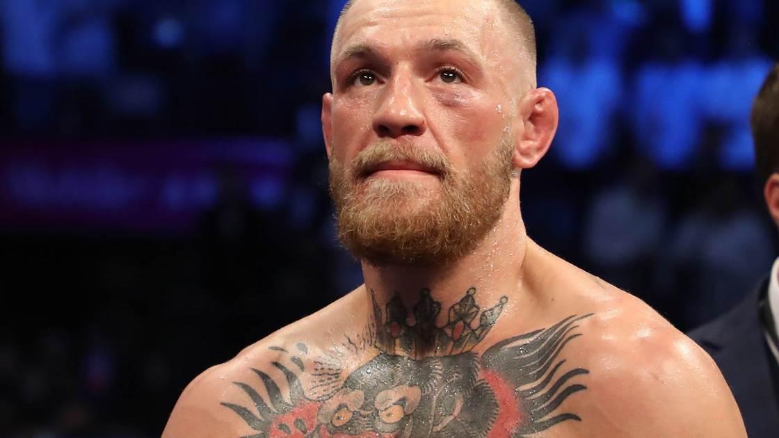 Reports McGregor brawls with drug cartel