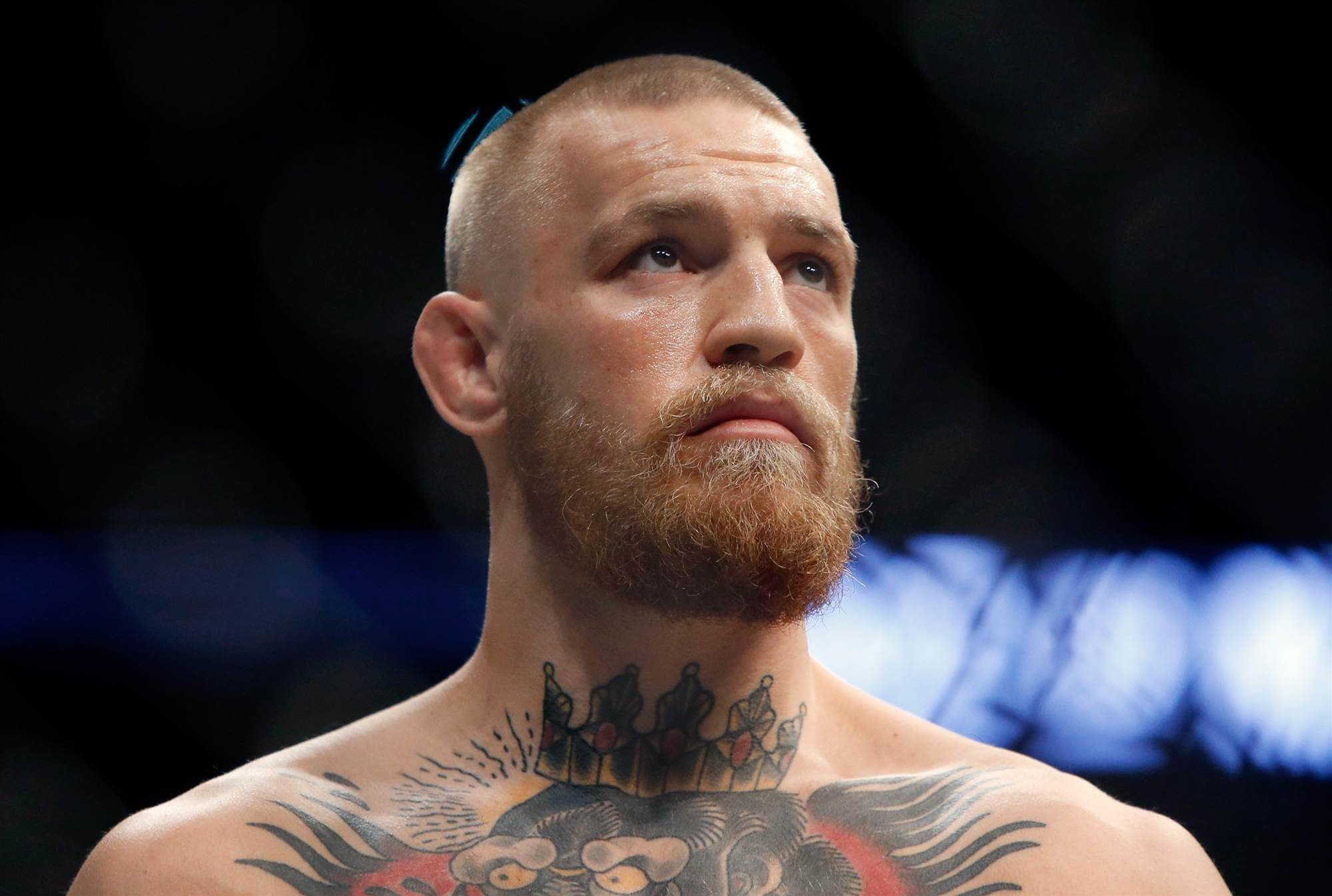 McGregor's life at risk after mobster fued