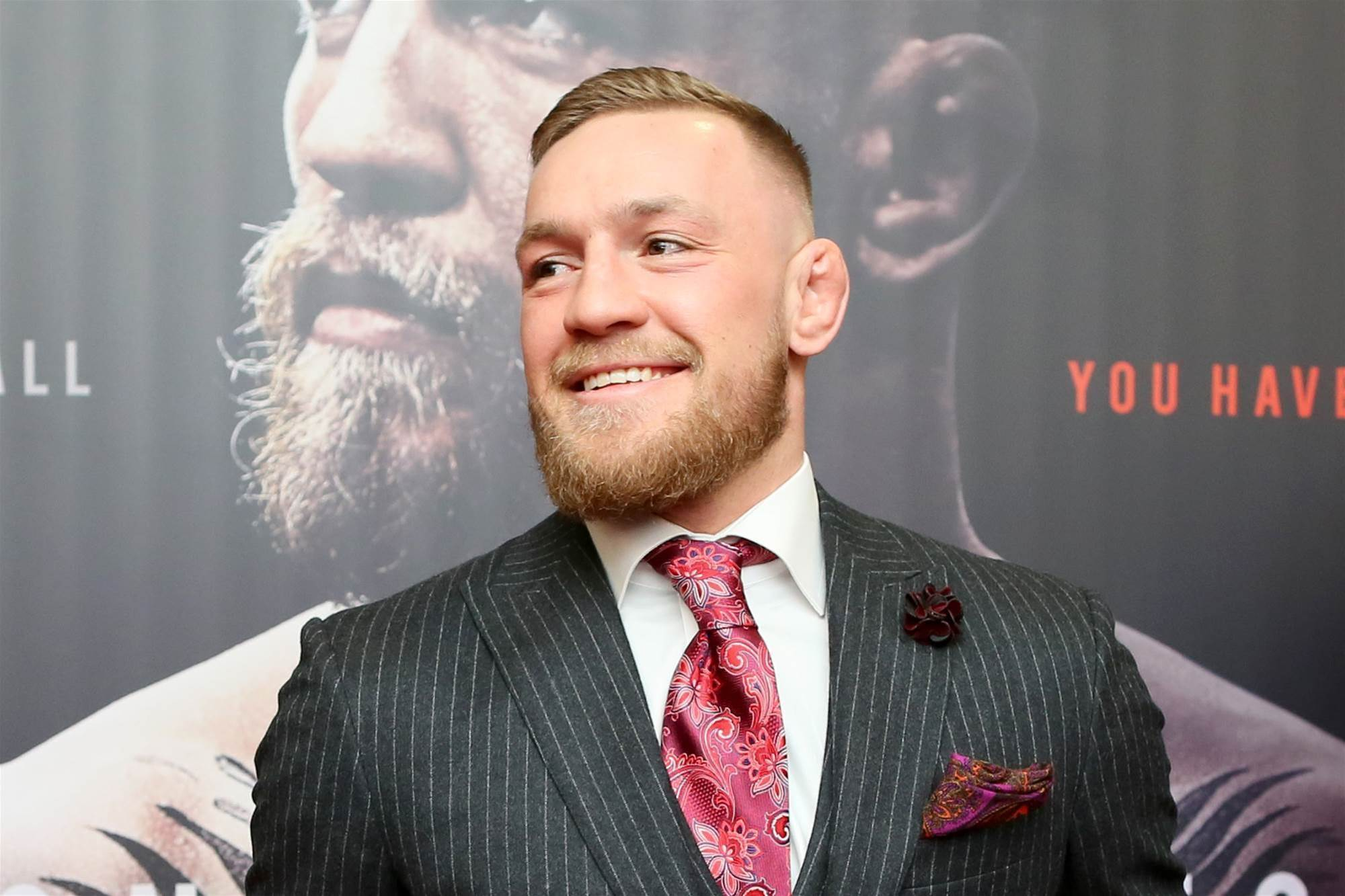 "McGregor to gangsters: ""Come and get me"""