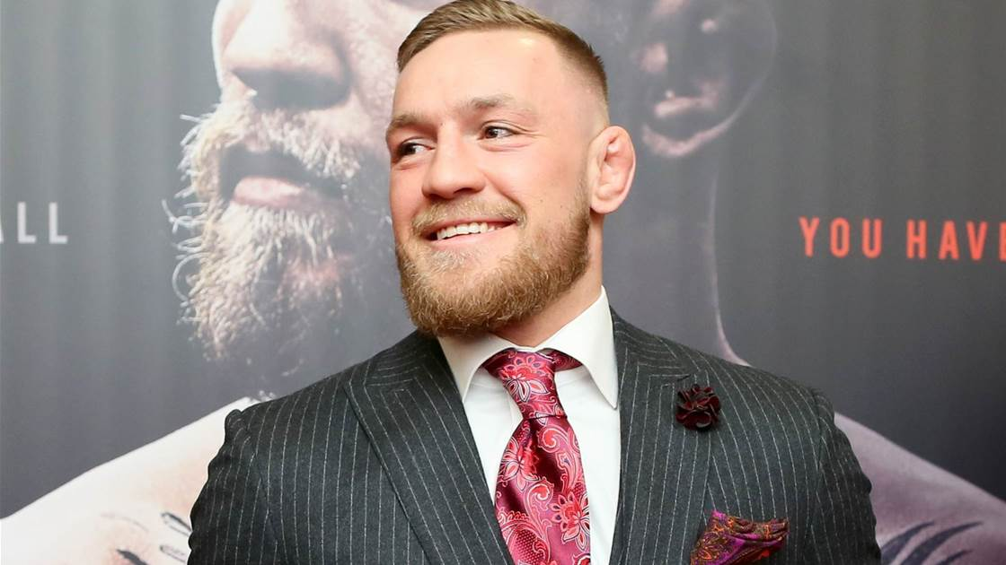 """McGregor to gangsters: """"Come and get me"""""""