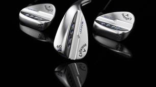Callaway unveils aggressively-grooved JAWS MD5 wedges