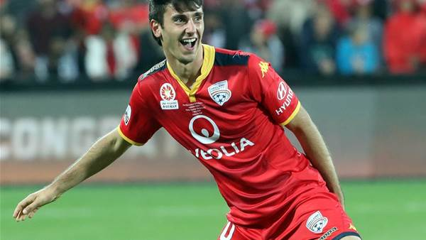 George Mells eyes A-League gig after year from hell