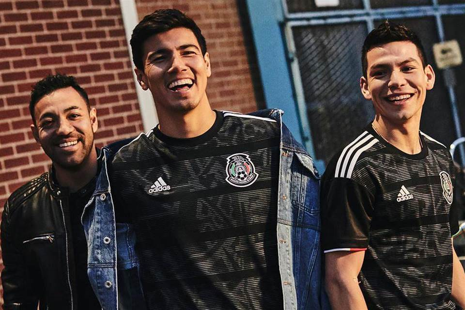 adidas unveil Aztec-inspired Mexico home jersey for 2019