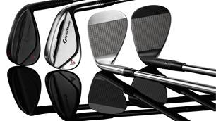 TaylorMade's Milled Grind wedges undergo raw facelift