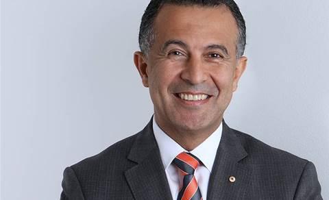 Telstra's enterprise business leader Michael Ebeid to leave
