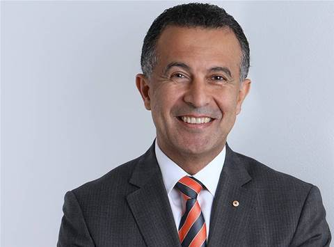 Telstra's enterprise business leader Michael Ebeid to leave