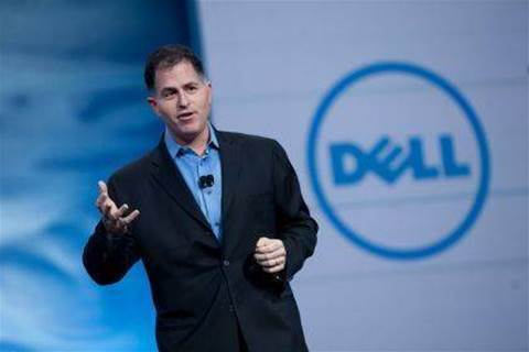 Dell's storage sales continue to fall, client sales hit record high