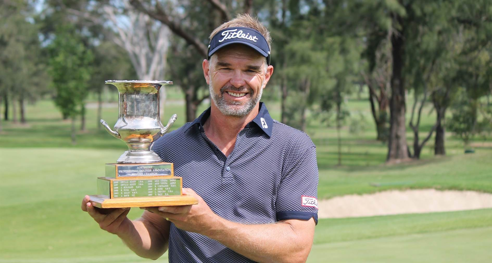 Michael Long goes back-to-back