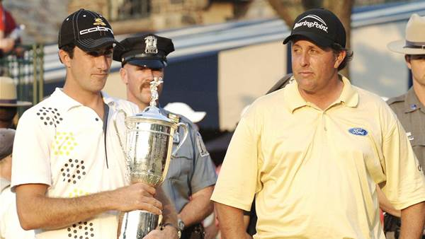 Mickelson's chance at Winged Foot redemption