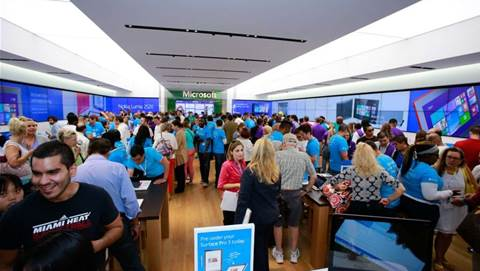 Microsoft to close all its retail stores
