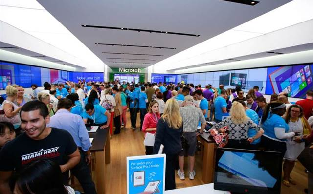 Microsoft stores closing: 5 big things to know