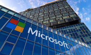 Microsoft cloud flagship posts first growth under 50 percent