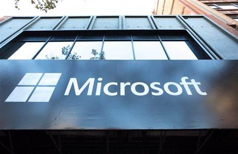 Microsoft hails channel as cloud revenue soars