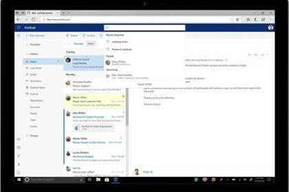Microsoft pushes Windows 10's Fluent Design into Office
