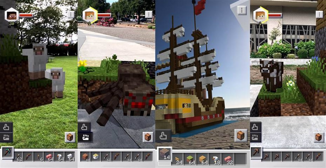 Minecraft Earth Beginner's Guide