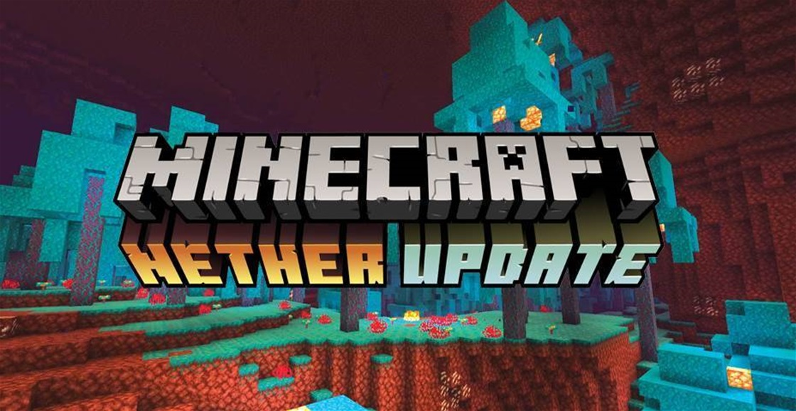 Playing Now: Minecraft Nether Update