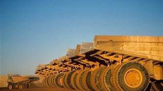 Half of Rio Tinto's haul trucks will be autonomous-capable by year-end