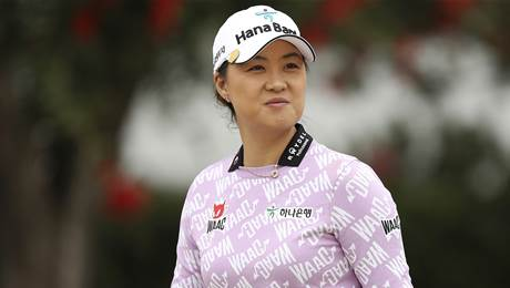 Minjee Lee 'Gives Back' to golf