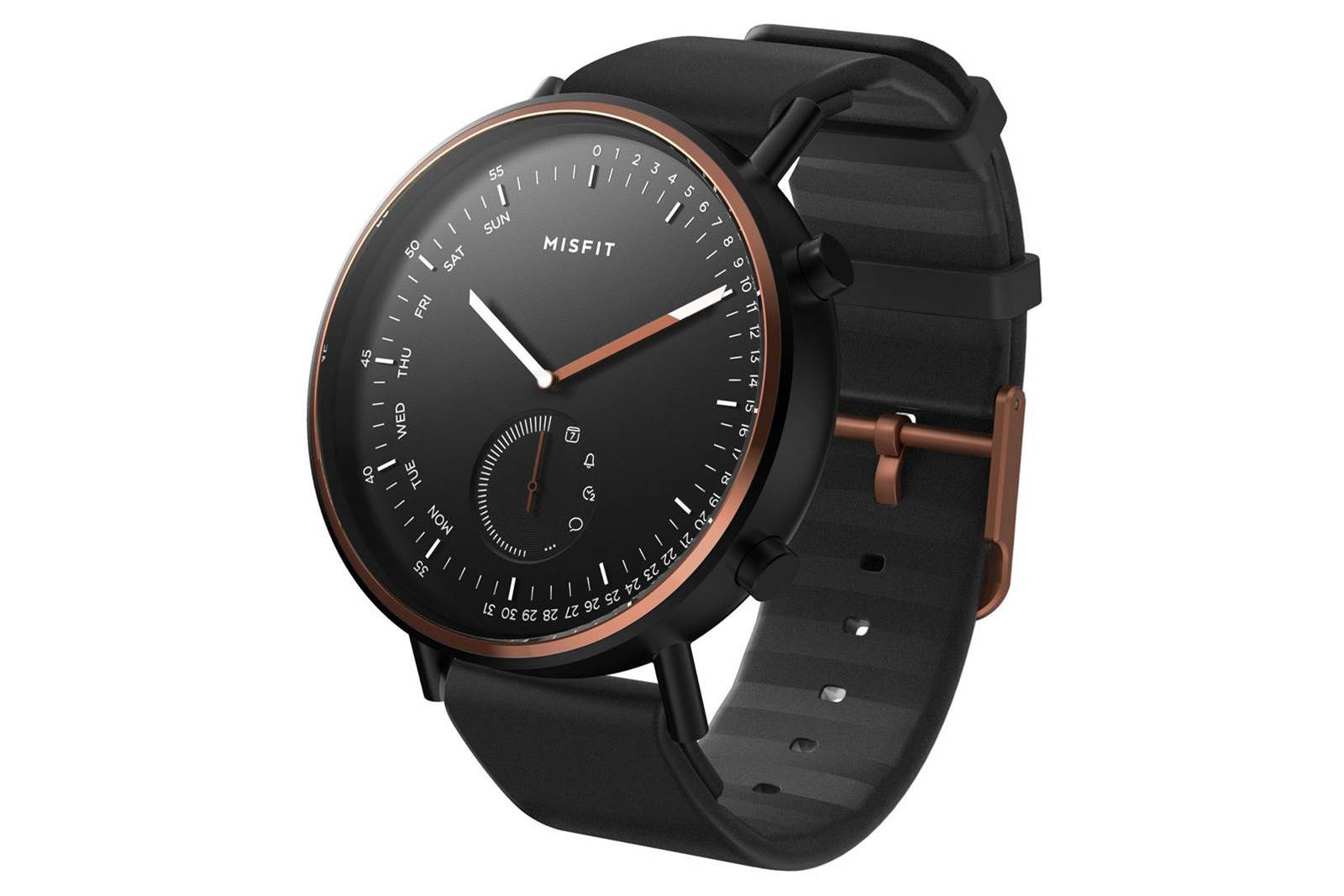 Misfit's latest hybrid smartwatch is much cleverer than it looks