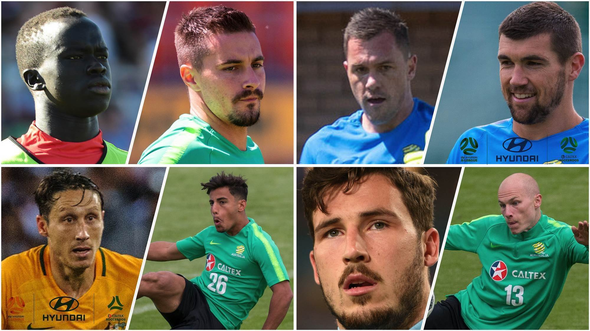 Top 14 Socceroos Made in the Hyundai A-League