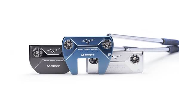 Mizuno M CRAFT putter line expands
